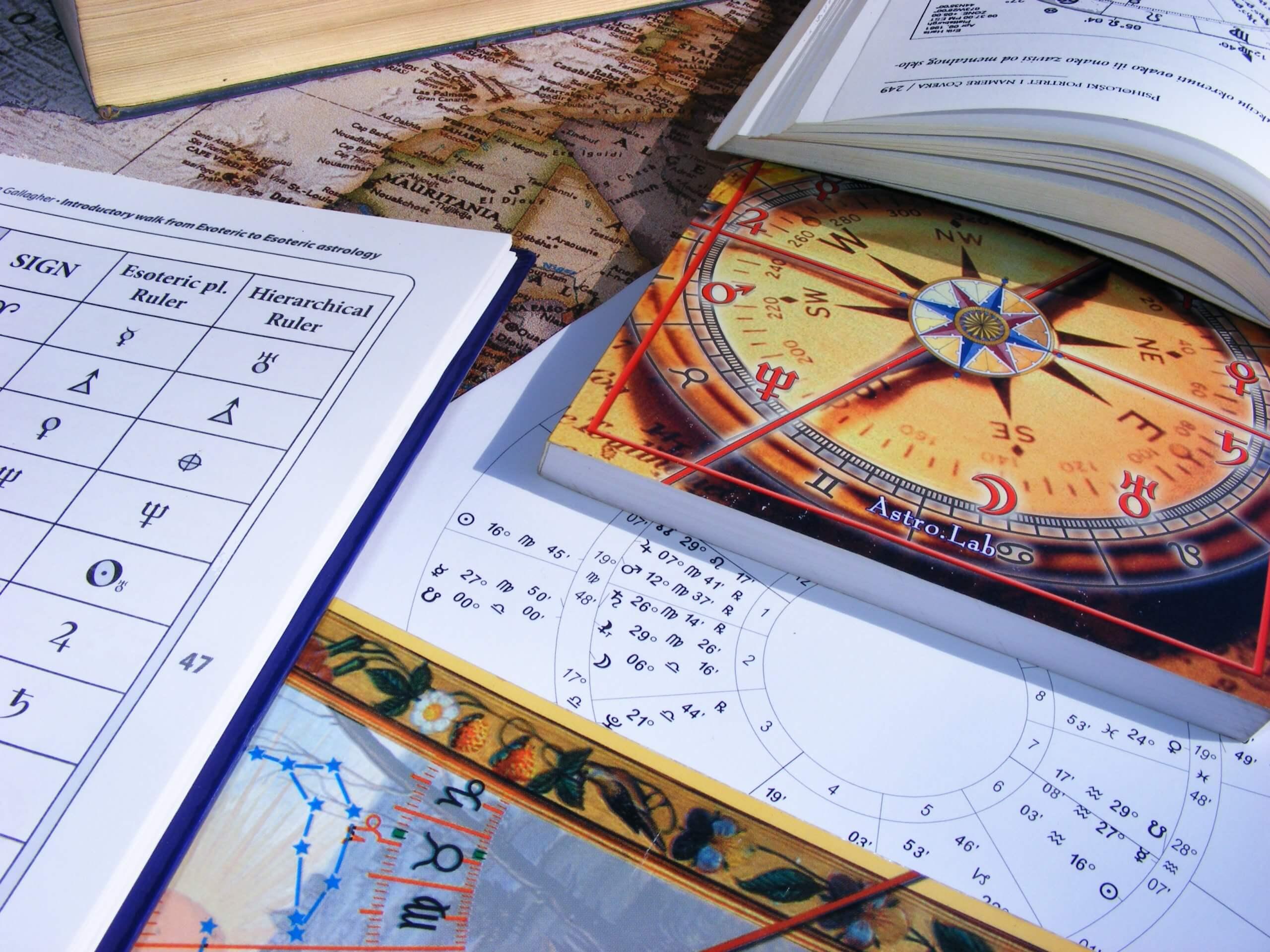 Psychologische Astrologie und Horoskop-Interpretation